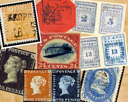 The Top 7 Most Expensive Stamps