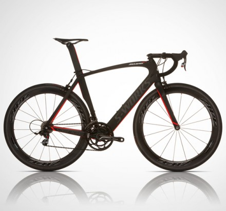 The Specialized McLaren Venge | image from freshnessmag