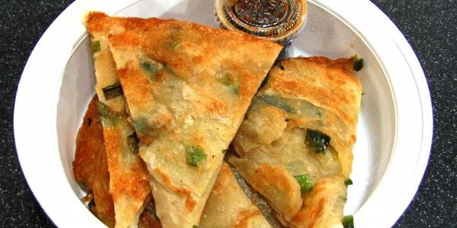 Pancake Scallion