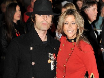 Liam Gallagher & Nicole Appleton