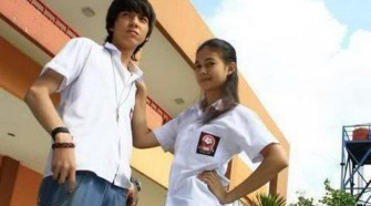 Stefan William dan Yuki Kato (liputan6)