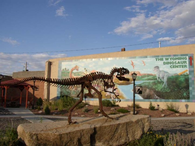 Wyoming Dinosaur Center (dinosaurstop.com)