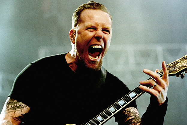 James Hetfield (Rollingstone)