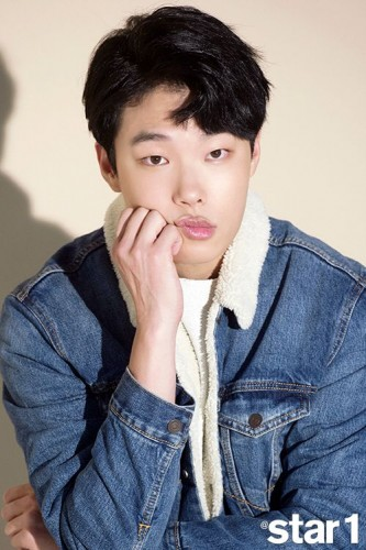 Ryu Jun Yeol (www.pinterest.com)