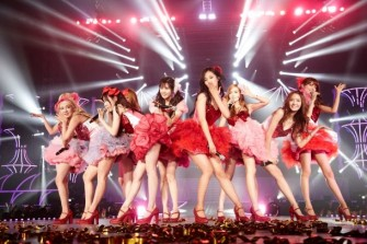 SNSD Konser Girls and Peace 2013 (www.logsoku.com)