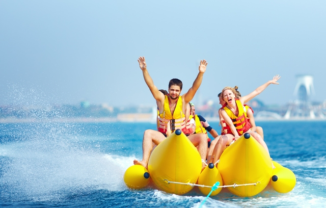 Banana Boat (www.aquamarineresorts.com)