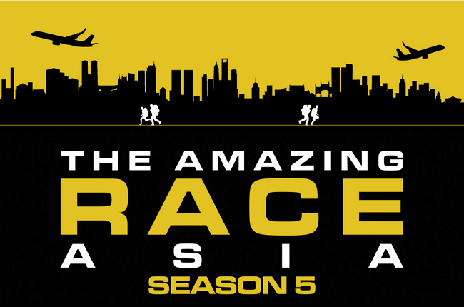 The Amazing Race Asia Season 5 (Rojakdaily)