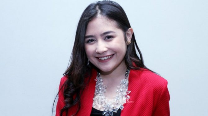 Prilly Latuconsina (Tribunnews)
