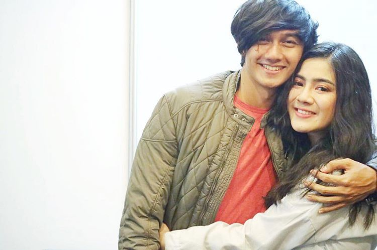 FOTO : Felicya Angelista-Hito Caesar, Couple Goals Paling Romantis Idola Remaja Jaman Now