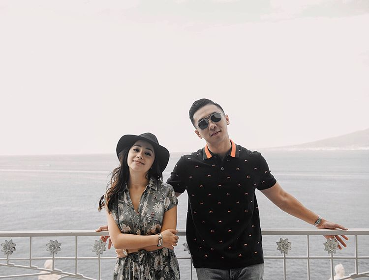 Potret Liburan Seru Nikita Willy Bareng Pacar, Travel Couple Goals!