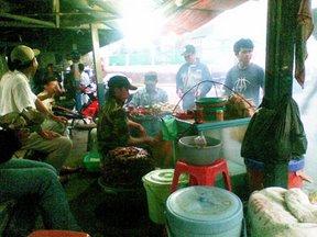 Seller Ketan Lembang