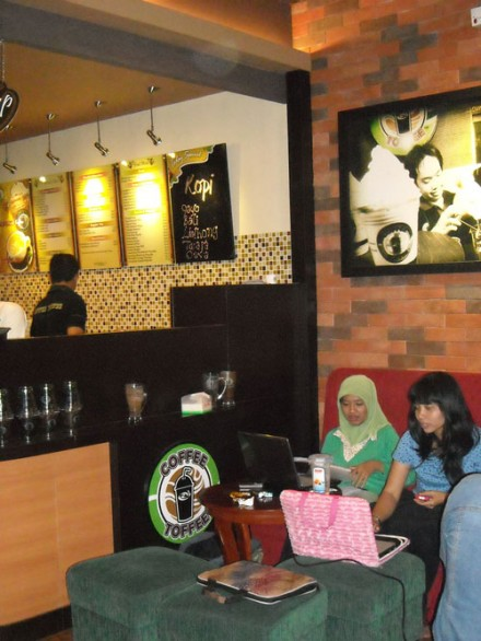 Suasana Coffee Toffee