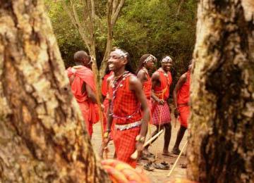 Suku Masai