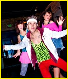 Dancewear era tahun 80'an
