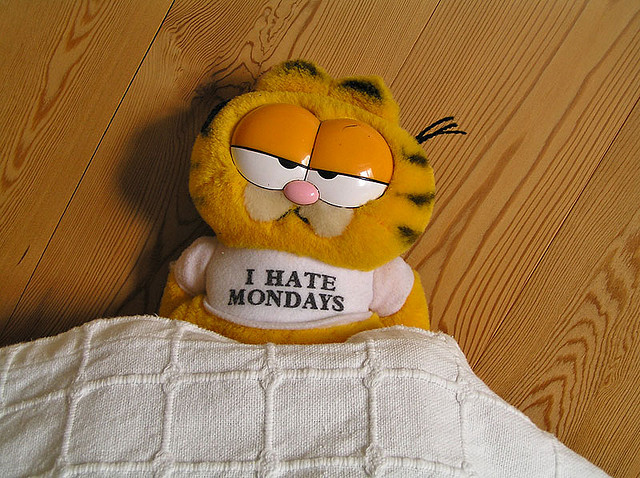 Hate Mondays Syndrome