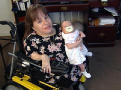 Wanita yang Melahirkan Bayi Hampir Seukuran Dirinya Sendiri