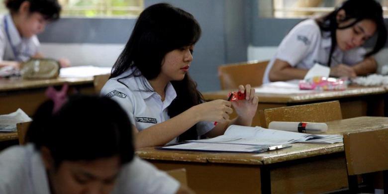5 Gerak-Gerik Mahasiswa Saat Ujian