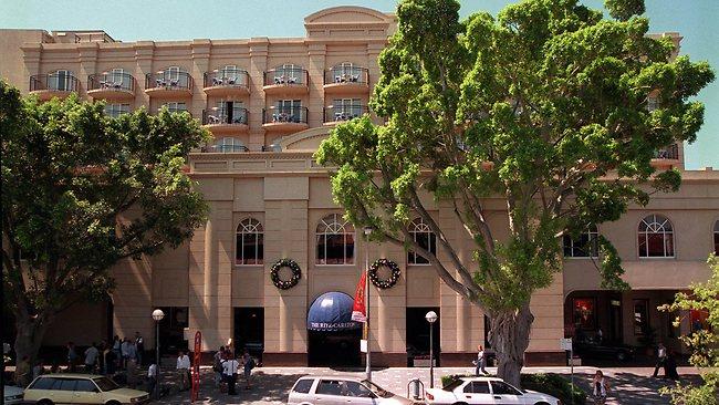 Ritz-Carlton Hotel in Sydney