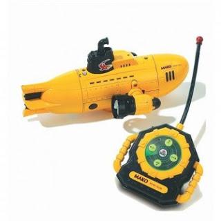 remote control kapal selam