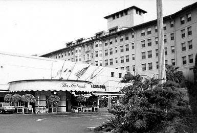 The Landmark Hotel, Los Angeles