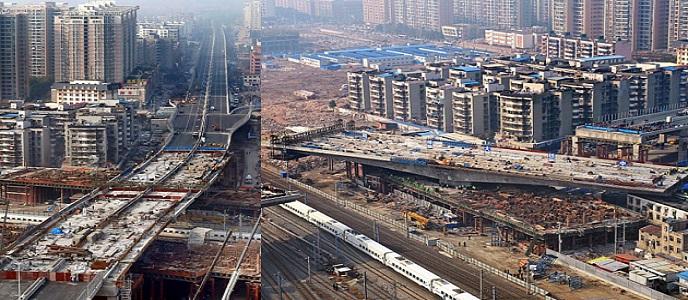 Di China Ada Jalan Layang yang Bisa Diputar Lho!