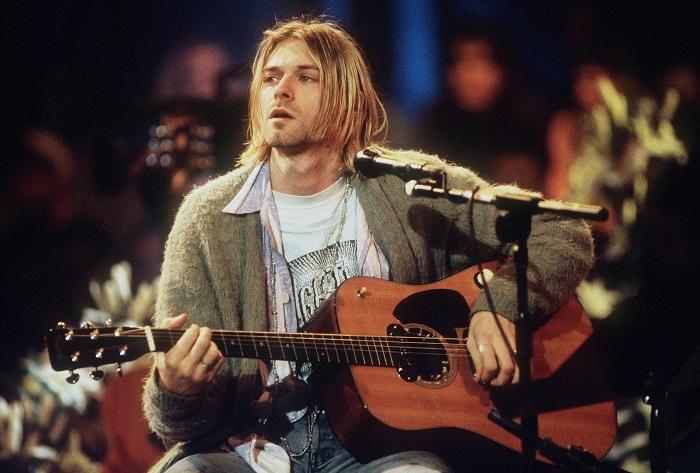 20 Februari Jadi Hari Kurt Cobain