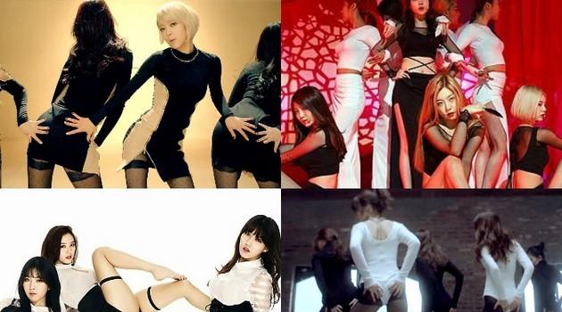 Gerakan Sensual Girlband K-Pop Mulai Dibatasi Pemerintah Korsel