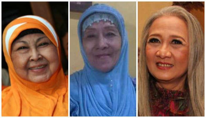 5 Artis Indonesia yang Miskin pada Masa Tuanya