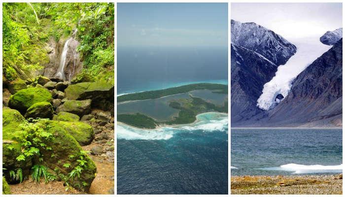 5 Taman Nasional Terpencil di Dunia