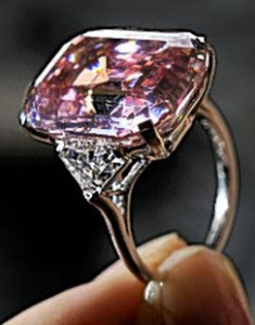 The Graff Pink Diamond