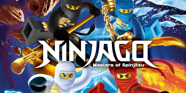 Lego Ninjago, Spin-off dari The Lego Movie