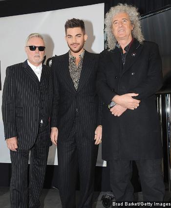 Adam Lambert Jadi Vokalis Baru Queen Jadiberita Com