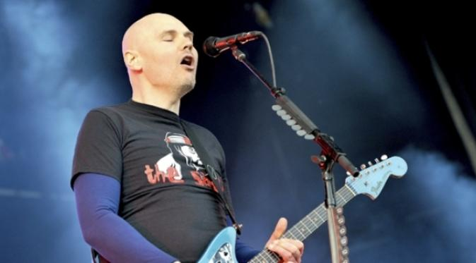 The Smashing Pumpkins Rilis Dua Album Tahun 2015