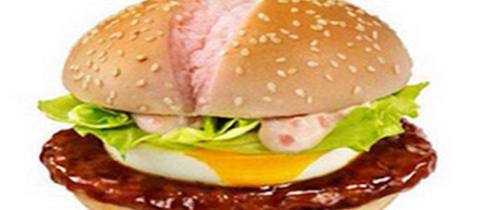 Menikmati Lezatnya Burger Sakura