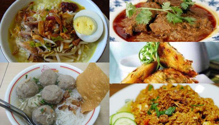 10 Makanan Khas Indonesia yang Bikin Kamu Kangen