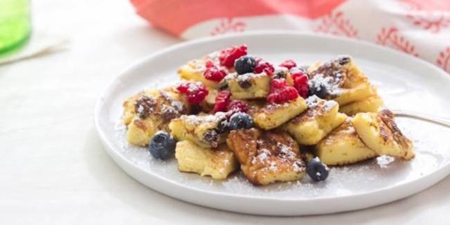 Pancake Kaiserschmarrn