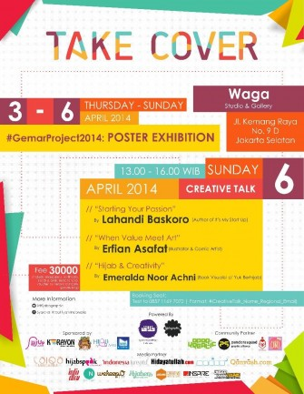 Poster Take Cover