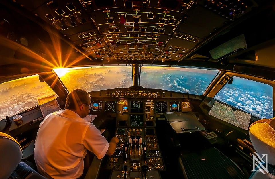 5 Rahasia Pilot yang Jarang Diketahui Oleh Penumpangnya