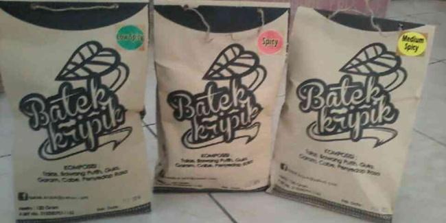 Batek Kripik, Keripik Talas Super Pedas