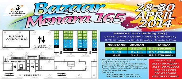 Bazaar Menara 165