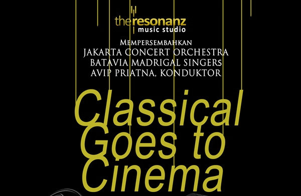 Konser Musik Klasik â?? Classical Goes To Cinema
