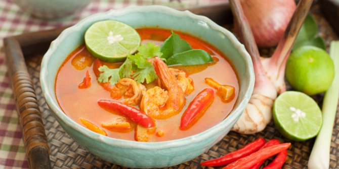 Tom yum - Thailand