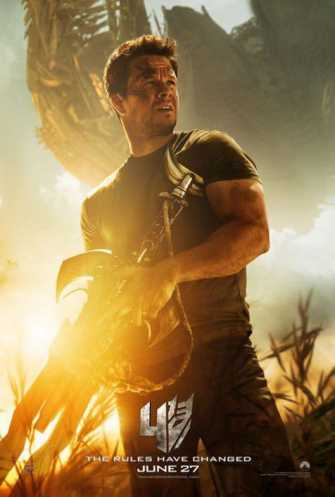 Poster Transformers 4