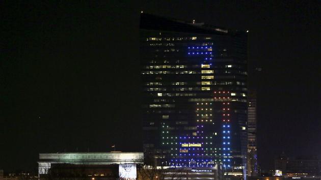 Keren, Main Tetris di Gedung 29 Lantai