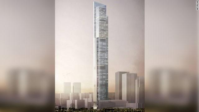 Lift Tercepat di Dunia Ada di Tiongkok