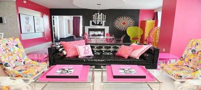 Yuk, Intip Isi Kamar Hotel Barbie di Las Vegas