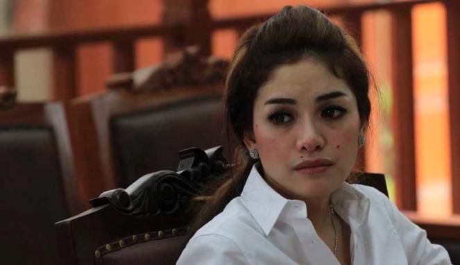 Nikita Mirzani: Nggak Masalah Masuk Penjara