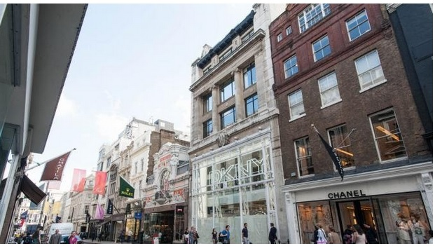 New Bond Street, London: