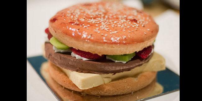 Burger Caviar