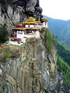 Tigerâ??s Nest Monastery, Bhutan